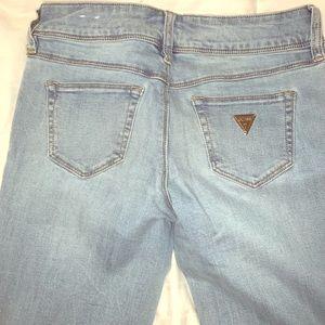 Guess, Capri jeans